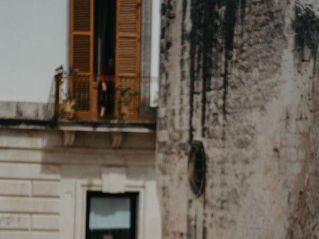 Il matrimonio di Giada e Cosimo a Poggiardo, Lecce 34