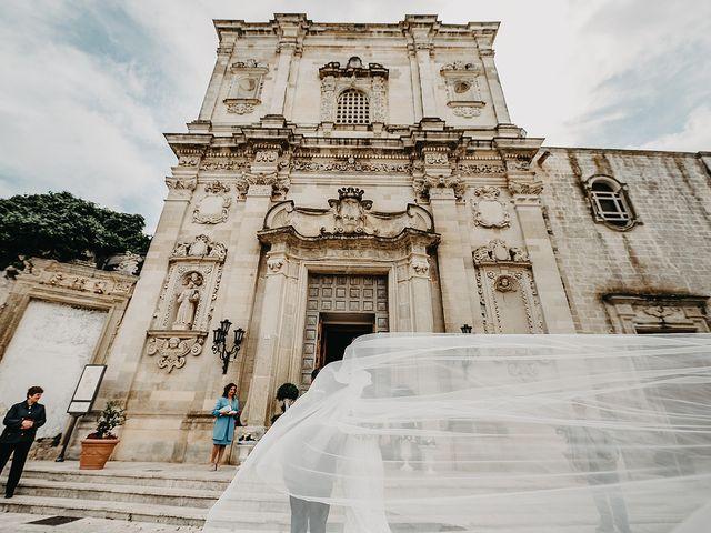 Il matrimonio di Giada e Cosimo a Poggiardo, Lecce 35