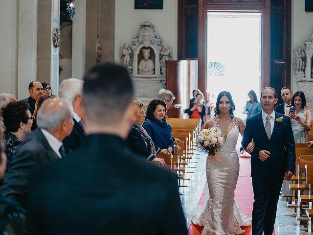 Il matrimonio di Giada e Cosimo a Poggiardo, Lecce 37