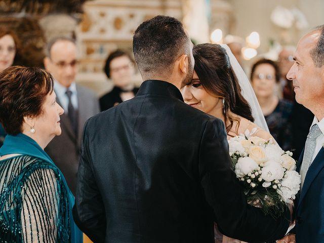 Il matrimonio di Giada e Cosimo a Poggiardo, Lecce 38