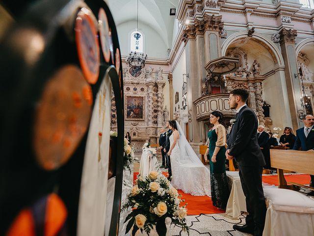 Il matrimonio di Giada e Cosimo a Poggiardo, Lecce 39