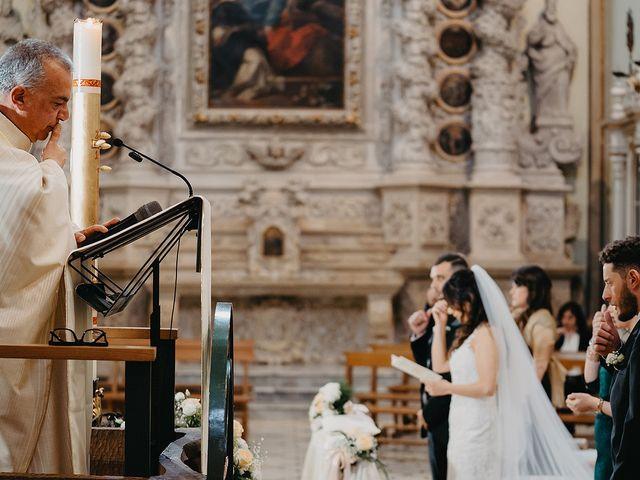 Il matrimonio di Giada e Cosimo a Poggiardo, Lecce 41