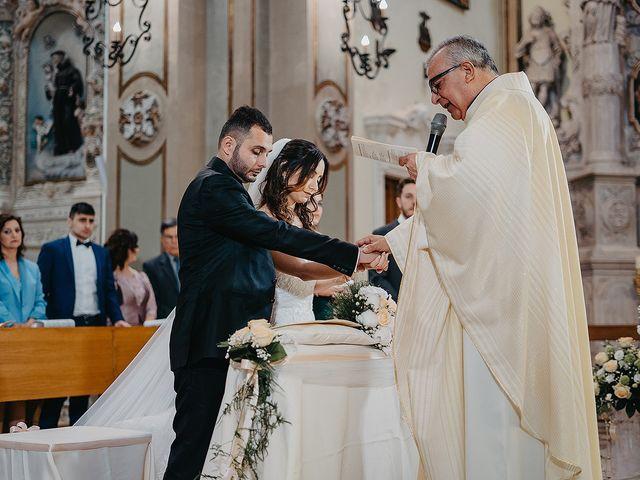 Il matrimonio di Giada e Cosimo a Poggiardo, Lecce 42