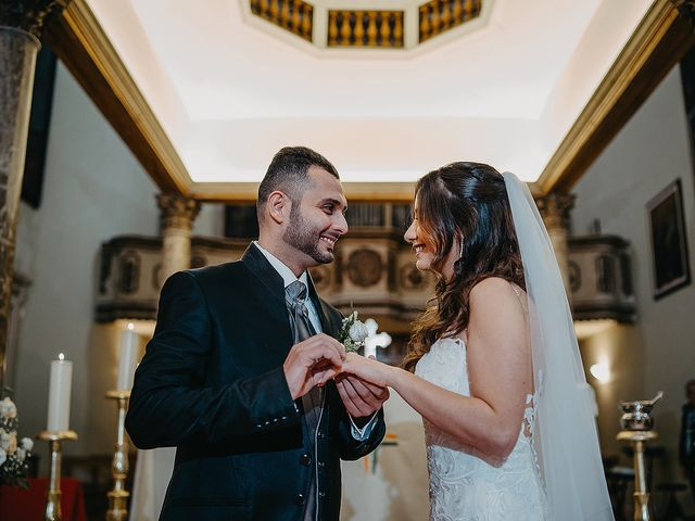 Il matrimonio di Giada e Cosimo a Poggiardo, Lecce 43