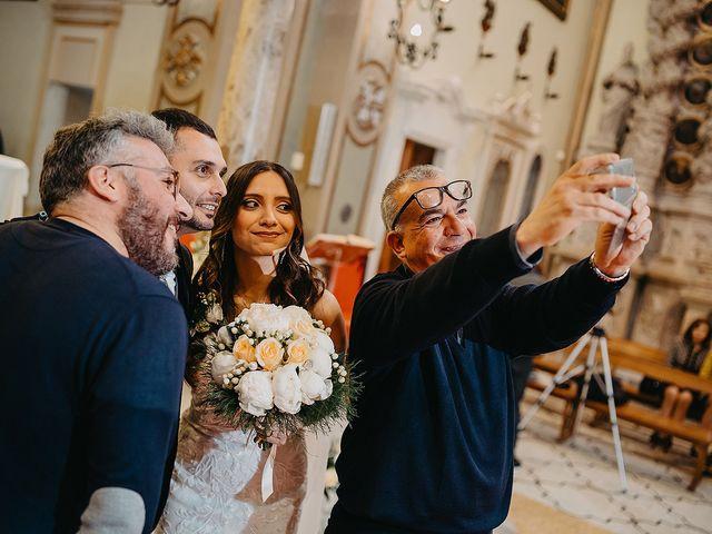 Il matrimonio di Giada e Cosimo a Poggiardo, Lecce 44