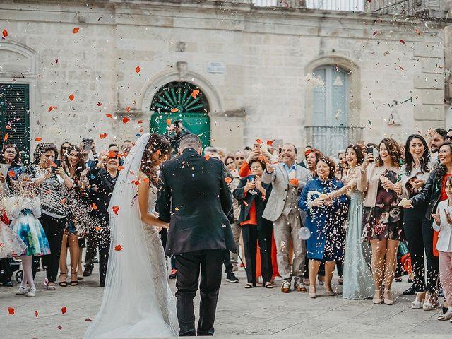 Il matrimonio di Giada e Cosimo a Poggiardo, Lecce 45