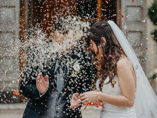 Il matrimonio di Giada e Cosimo a Poggiardo, Lecce 46