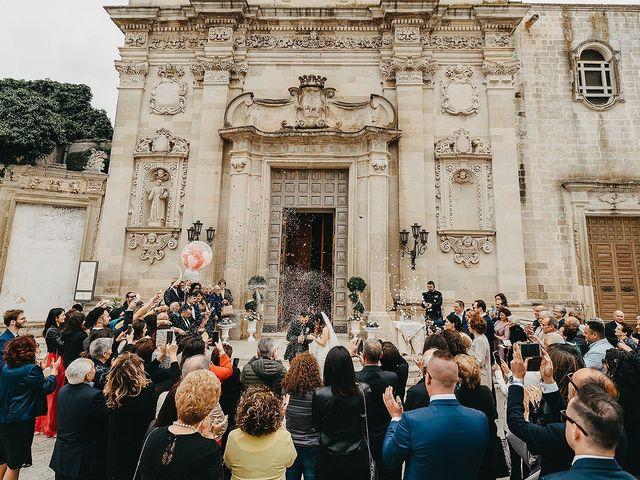 Il matrimonio di Giada e Cosimo a Poggiardo, Lecce 47