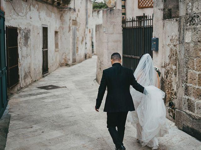Il matrimonio di Giada e Cosimo a Poggiardo, Lecce 51