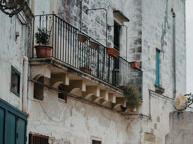 Il matrimonio di Giada e Cosimo a Poggiardo, Lecce 52