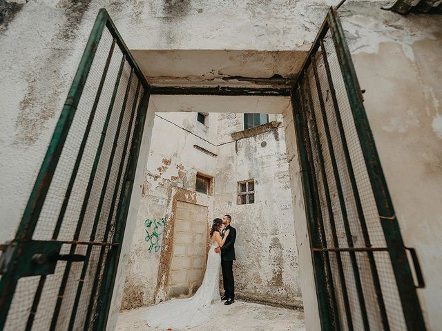 Il matrimonio di Giada e Cosimo a Poggiardo, Lecce 61