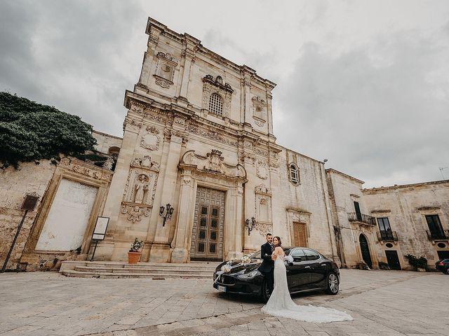 Il matrimonio di Giada e Cosimo a Poggiardo, Lecce 62