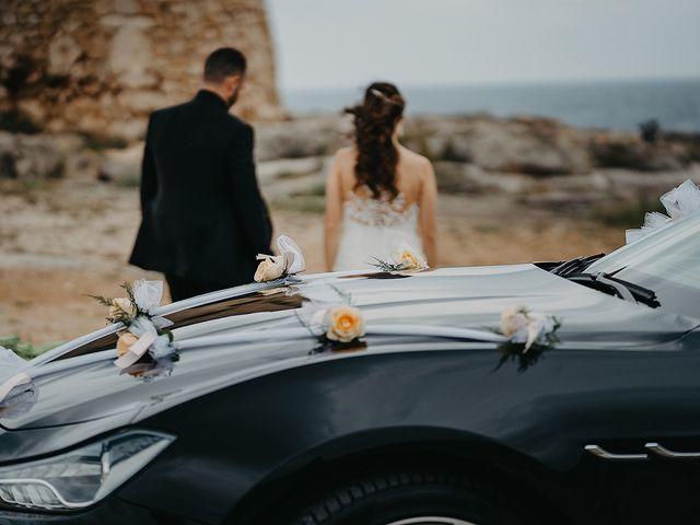Il matrimonio di Giada e Cosimo a Poggiardo, Lecce 65