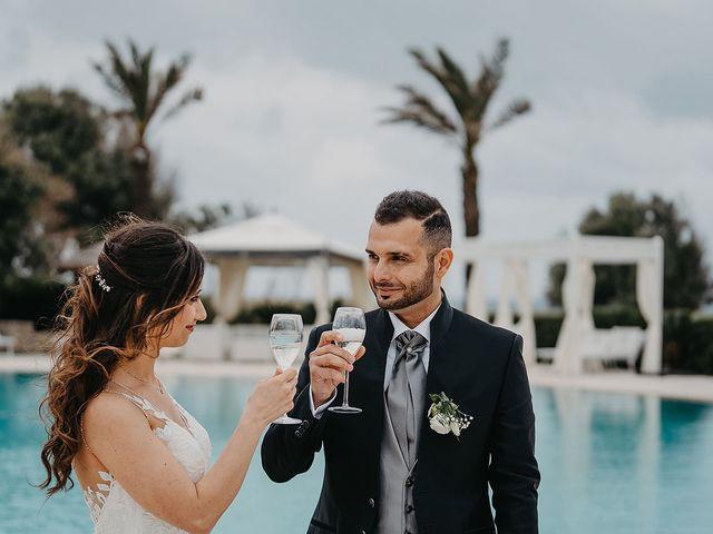 Il matrimonio di Giada e Cosimo a Poggiardo, Lecce 76
