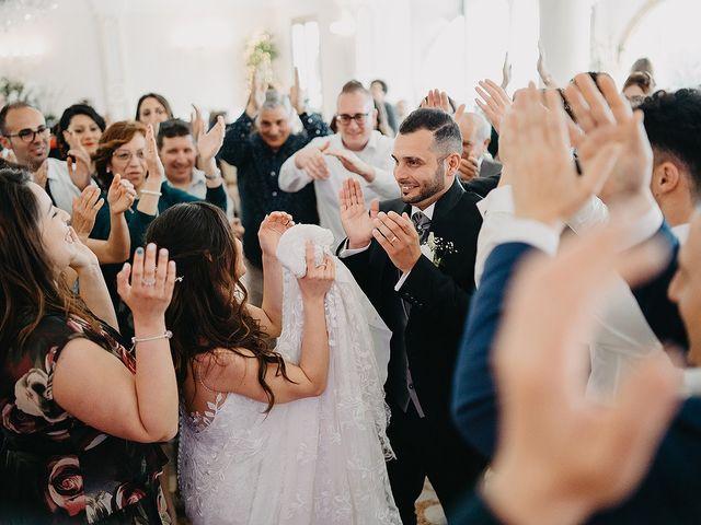 Il matrimonio di Giada e Cosimo a Poggiardo, Lecce 82