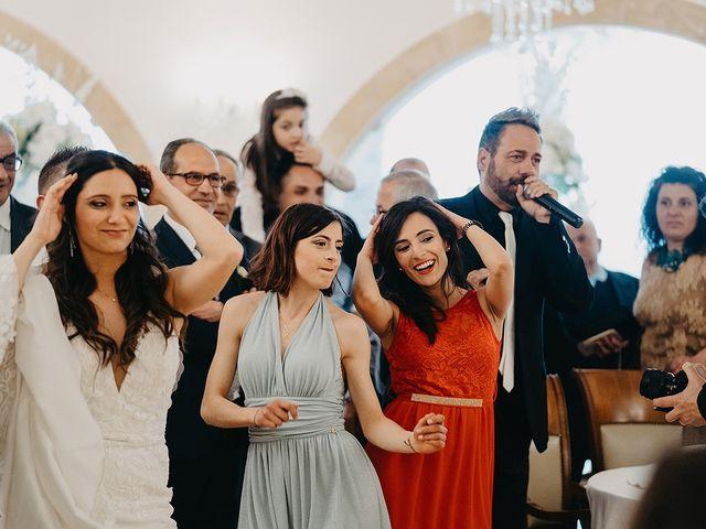 Il matrimonio di Giada e Cosimo a Poggiardo, Lecce 92