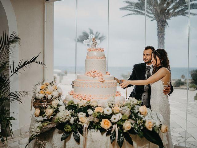 Il matrimonio di Giada e Cosimo a Poggiardo, Lecce 107