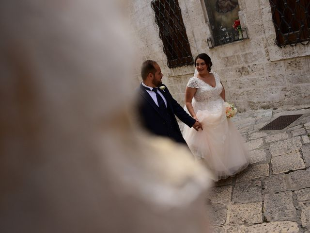 Il matrimonio di Daniele e Lucia a Brindisi, Brindisi 16