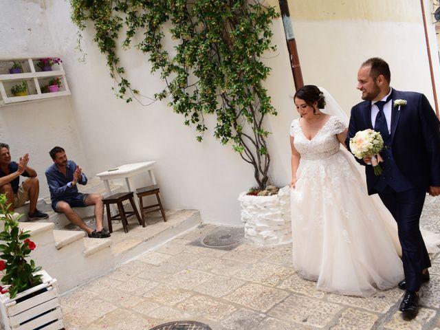 Il matrimonio di Daniele e Lucia a Brindisi, Brindisi 17