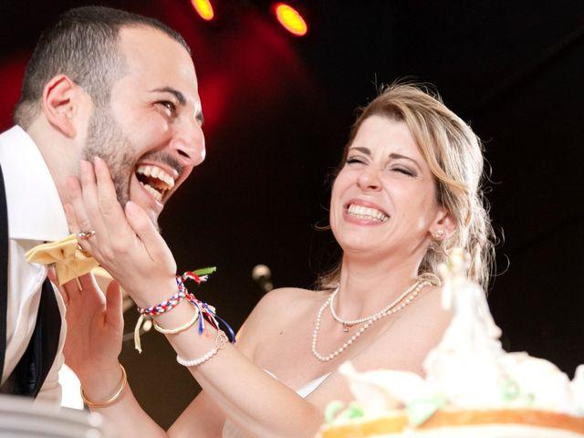 Il matrimonio di Omar e Cristina a Napoli, Napoli 2