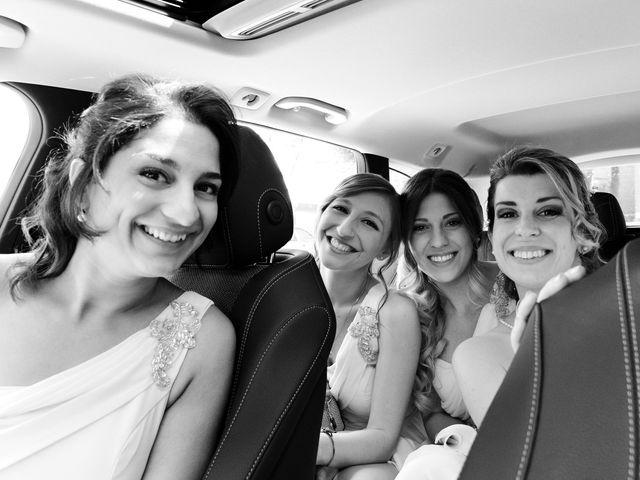 Il matrimonio di Omar e Cristina a Napoli, Napoli 14