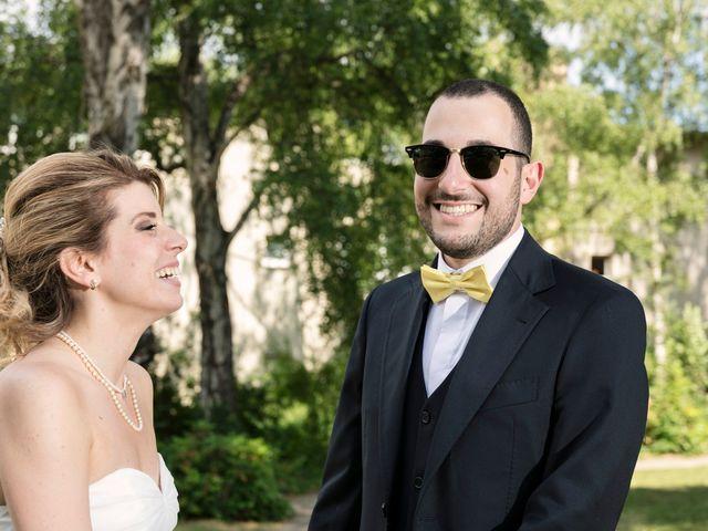 Il matrimonio di Omar e Cristina a Napoli, Napoli 18