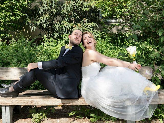 Il matrimonio di Omar e Cristina a Napoli, Napoli 20