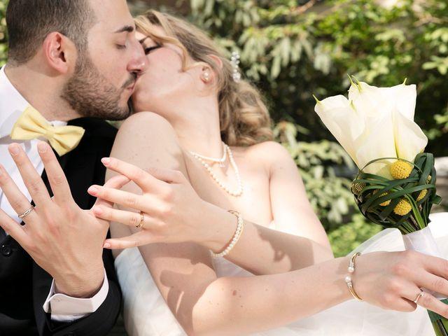 Il matrimonio di Omar e Cristina a Napoli, Napoli 21