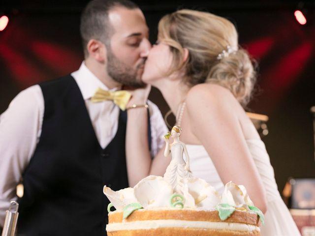 Il matrimonio di Omar e Cristina a Napoli, Napoli 24