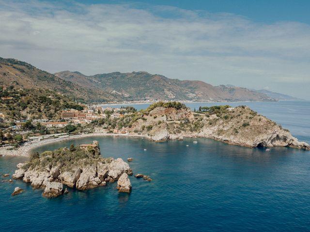 Il matrimonio di Chiara e Luca a Taormina, Messina 2