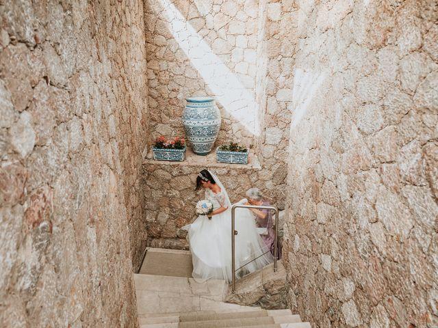 Il matrimonio di Chiara e Luca a Taormina, Messina 1