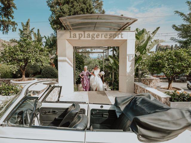 Il matrimonio di Chiara e Luca a Taormina, Messina 14