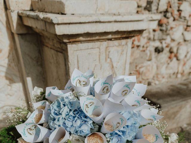 Il matrimonio di Chiara e Luca a Taormina, Messina 17