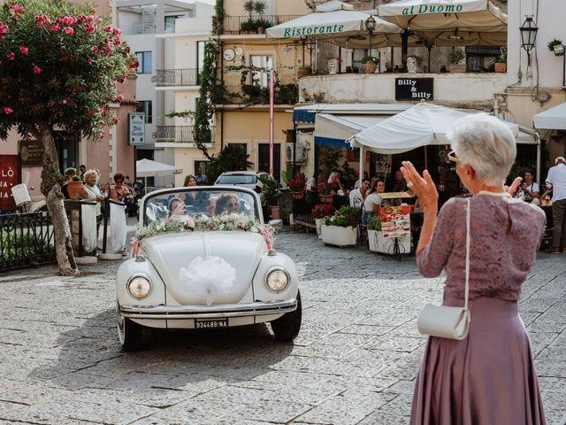 Il matrimonio di Chiara e Luca a Taormina, Messina 19