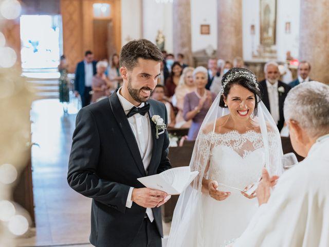 Il matrimonio di Chiara e Luca a Taormina, Messina 23