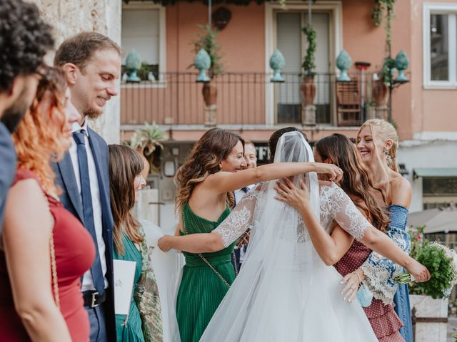 Il matrimonio di Chiara e Luca a Taormina, Messina 27
