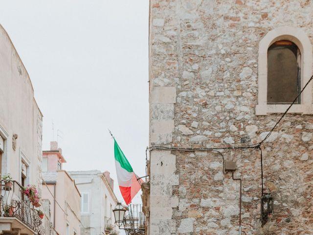 Il matrimonio di Chiara e Luca a Taormina, Messina 30