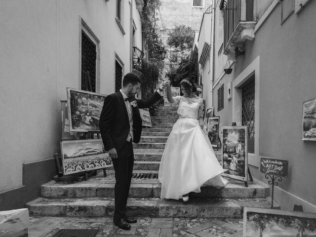 Il matrimonio di Chiara e Luca a Taormina, Messina 31