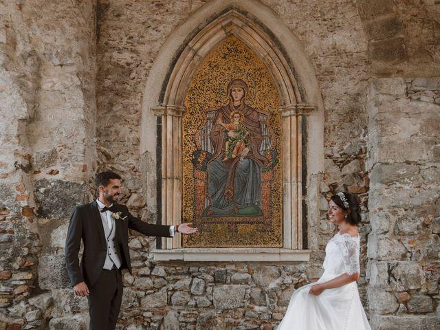 Il matrimonio di Chiara e Luca a Taormina, Messina 33