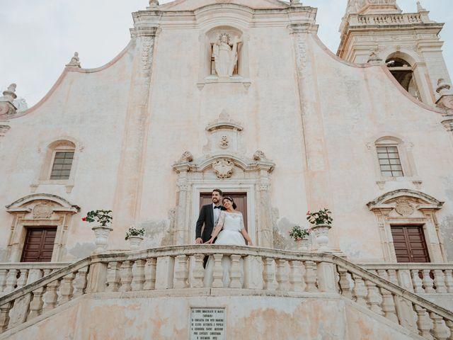Il matrimonio di Chiara e Luca a Taormina, Messina 34