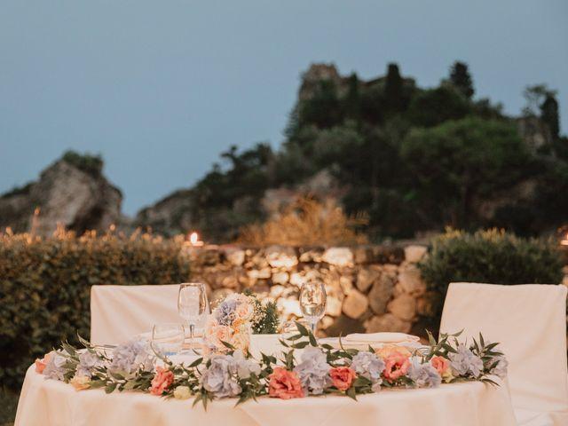 Il matrimonio di Chiara e Luca a Taormina, Messina 38