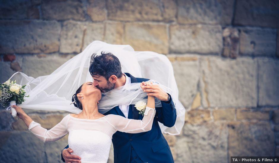 Il matrimonio di Stefano e Teresa a Trieste, Trieste