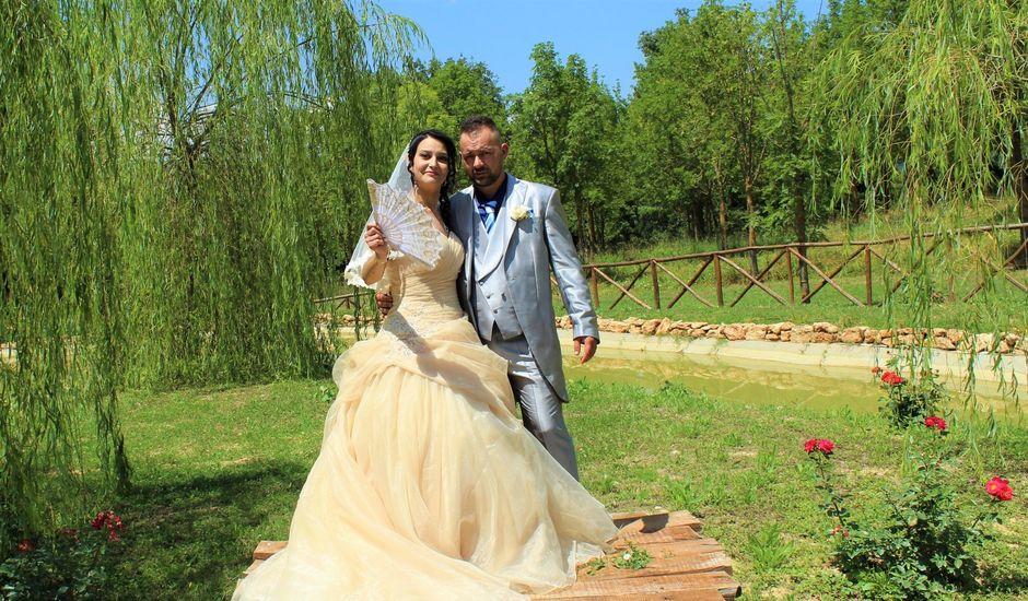 Il matrimonio di Ergyst e Kathryn a Poggibonsi, Siena