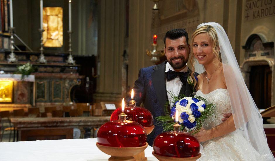 Il matrimonio di Angelo e Sara a Bollate, Milano