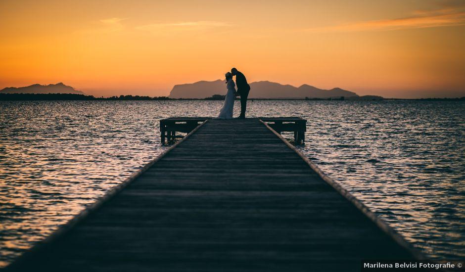 Il matrimonio di Simone e Laura a Marsala, Trapani