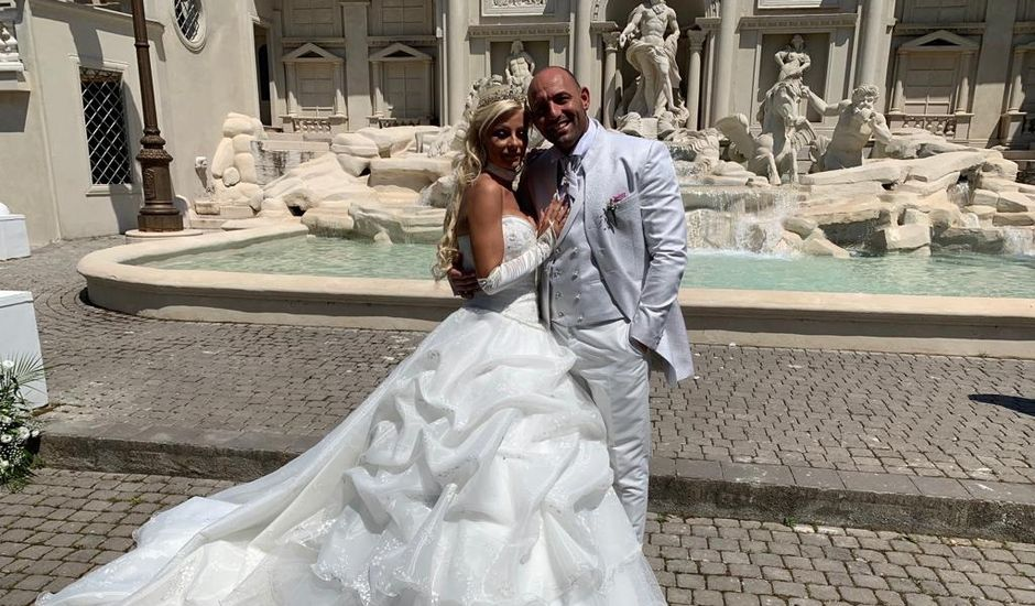 Il matrimonio di Valentina e Bruno a Roma, Roma