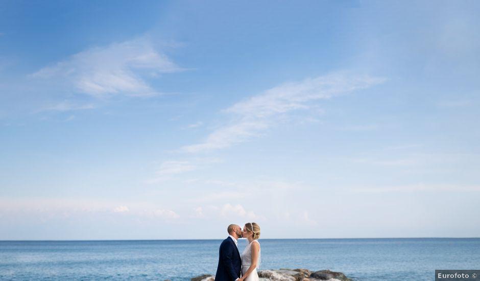 Il matrimonio di Simone e Cristina a Albissola Marina, Savona