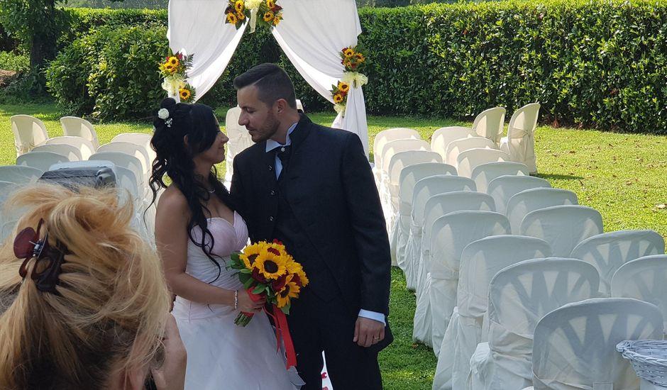 Il matrimonio di Francesca e Roberto a Robecco sul Naviglio, Milano