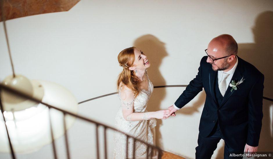Il matrimonio di Stefano e Serena a Thiene, Vicenza