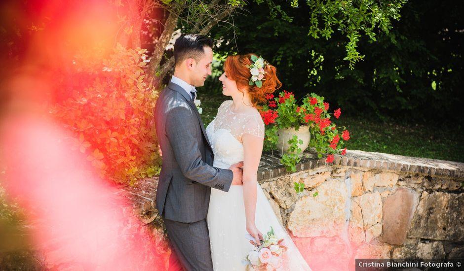Il matrimonio di Davide e Alessia a Sora, Frosinone